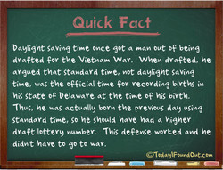 Quick Fact 