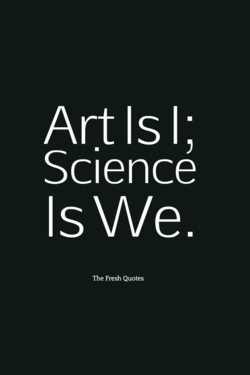 Art Is l; 