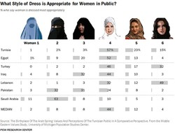 What Style of Dress is Appropriate for Women in Public? 