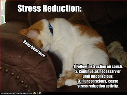 Stress Reduction: 