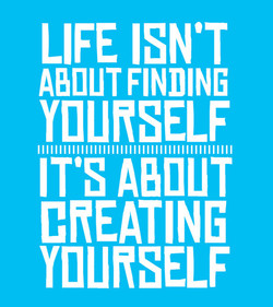 LIFE ISN'T 