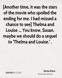 (Another time, it was the stars 