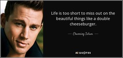 Life is too short to miss out on the 