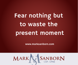 Fear nothing but 