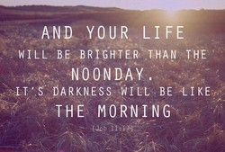 AND, YOUR. LIFE 