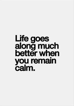 Life goes 