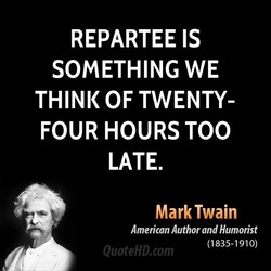 REPARTEE IS 