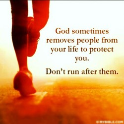 God sometimes 