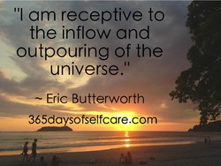 'II am receptive to 