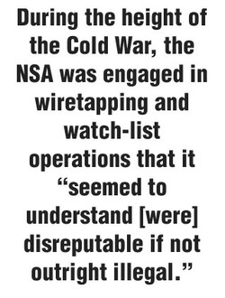 During the height of
