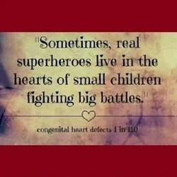 Sometimes, real 