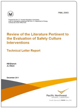 Prepared for the US. Nuclear Regulatory Commission 