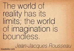 The world of 