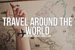 TRAVEL AROUND THE 
