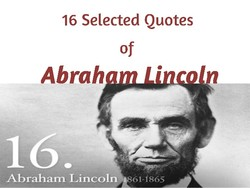 16 Selected Quotes 