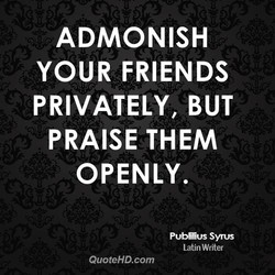 ADMONISH 