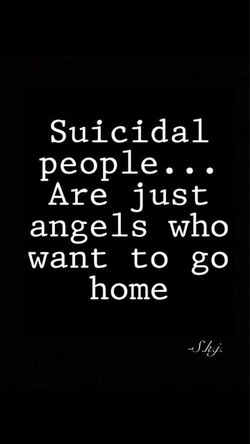 Suicidal 