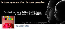 Unique quotes for Unique people. 