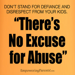 DON'T STAND FOR DEFIANCE AND 