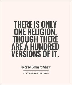 THERE IS ONLY 