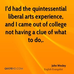I'd had the quintessential 