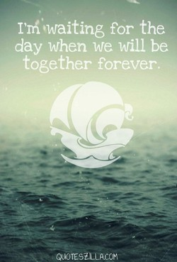 I'rRwaiting for the