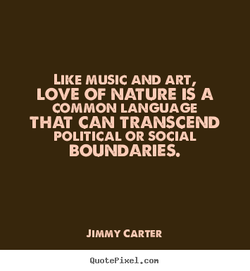 LIKE MUSIC AND ART, 