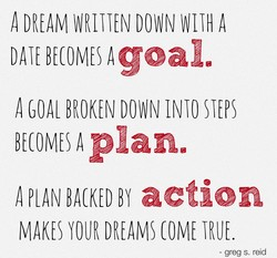 A DREAM WRITTEN DOWN WITH A 