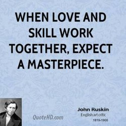 WHEN LOVE AND 