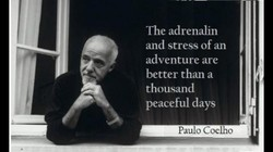The adrenalin 
