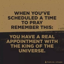 WHEN YOU'VE 