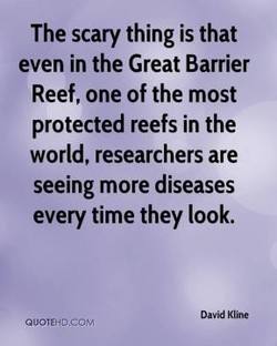 The scary thing is that 