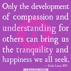 Only the development 