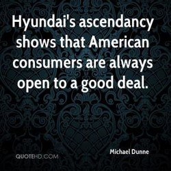 Hyundai's ascendancy 