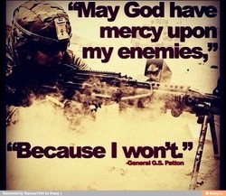 'May God haw 