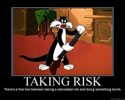 TAKING RISK 