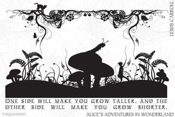 ONE SIDE WILL MAKE YOU GROW TALLER + AND THE 