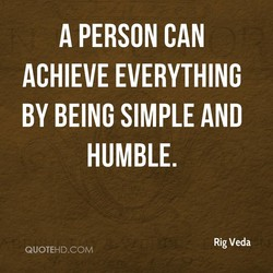 A PERSON CAN 