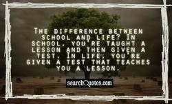 THE DIFFÉAENCE BETWEEN 