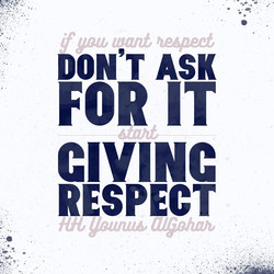 DON'T ASK 