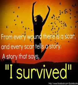 From everyw n there Sa scar, 