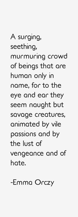 A surging, 