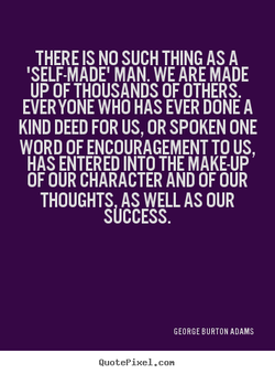 THERE NO SUCH THING AS A 