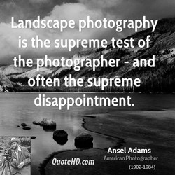 —Landsiape photogrephy 
