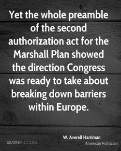 Yet the whole preamble 