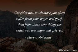 Consider how much more you often 