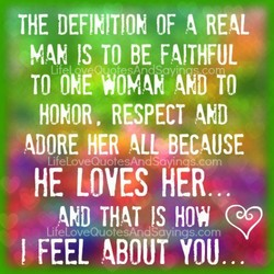THE DEFINITION OF A 'REAL 
