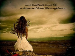 Love sometimes comes e.i6.e 