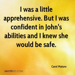 I was a little 
