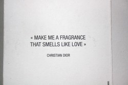 « MAKE ME A FRAGRANCE 